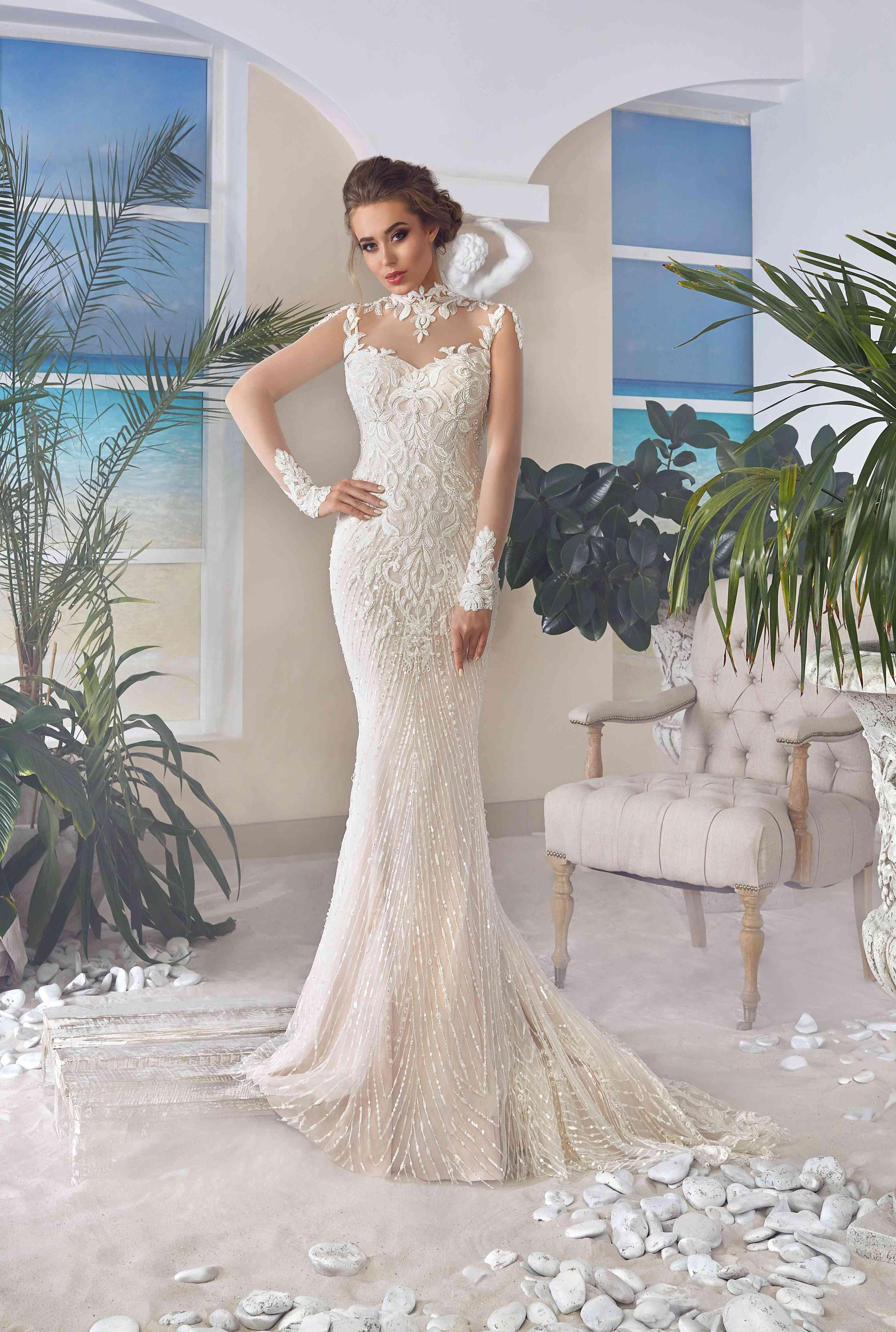 How to choose the perfect wedding dress by the bride\'s figure ...