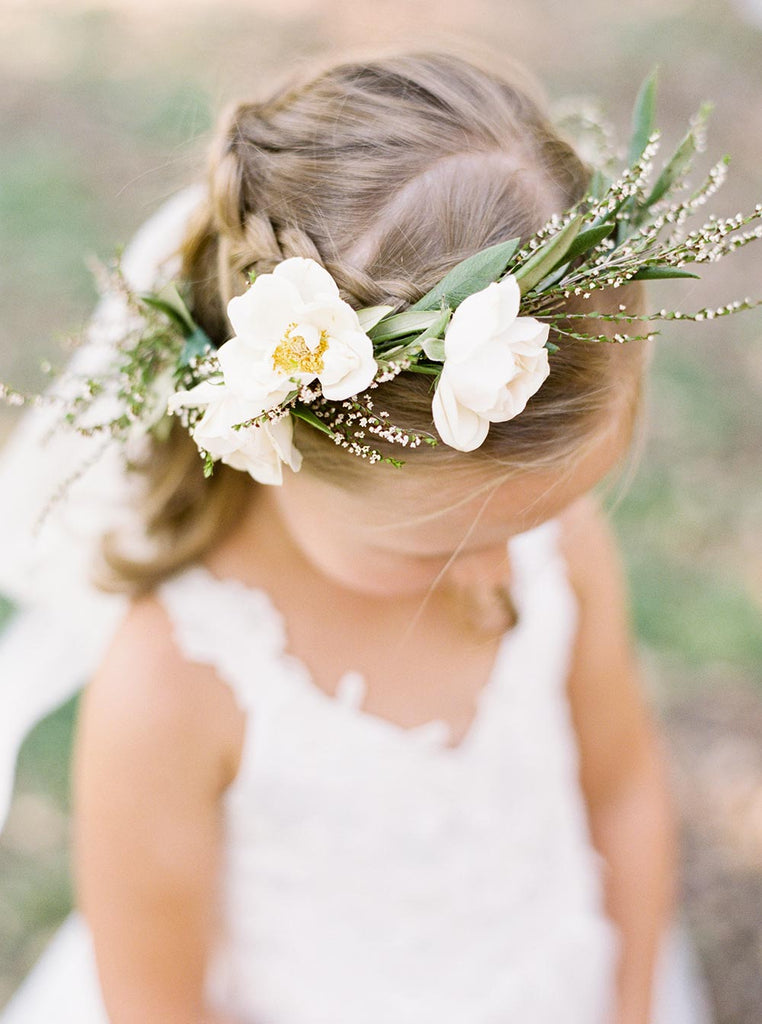 cute flower crown