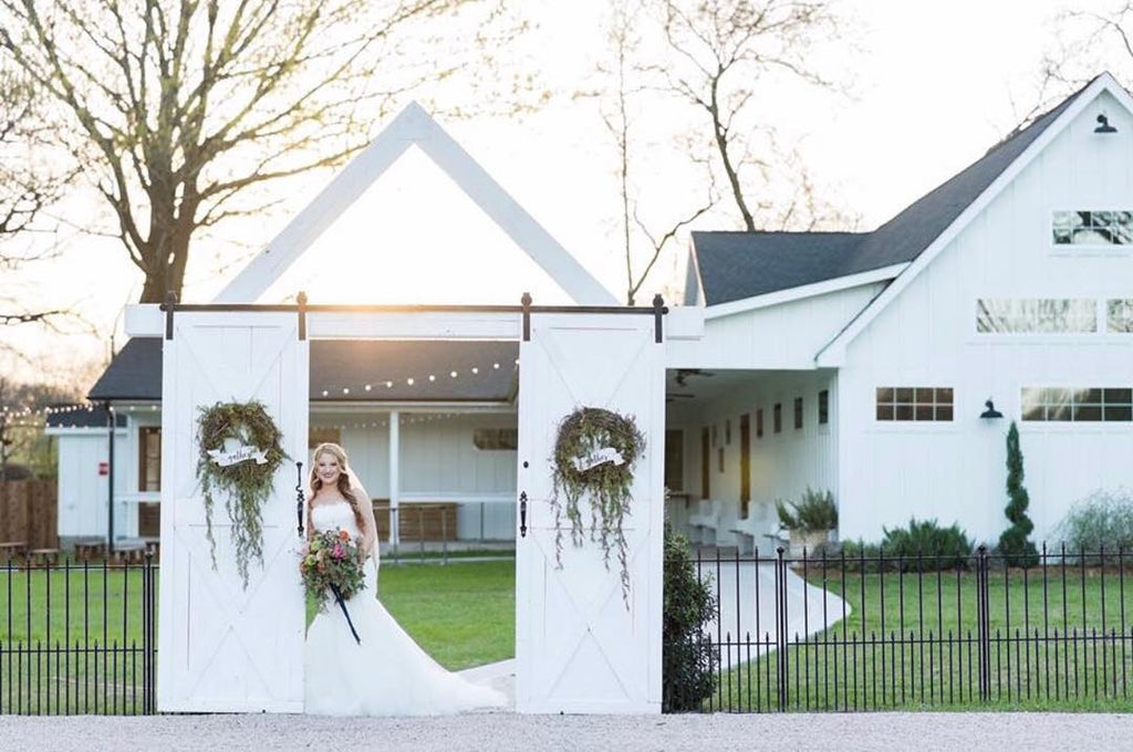 12 Best Rustic Ranch and Barn Wedding Venues in Texas ...