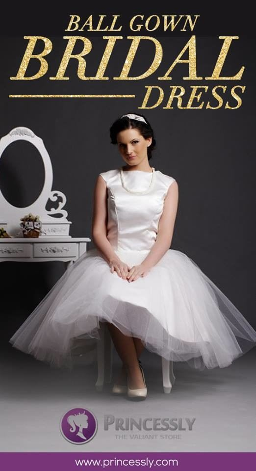 Bridal dresses and gowns of Misdress and Princessly