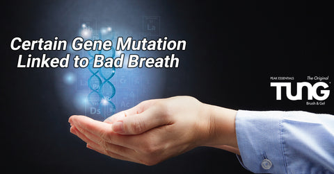 Gene Mutation Linked to Chronic Bad Breath