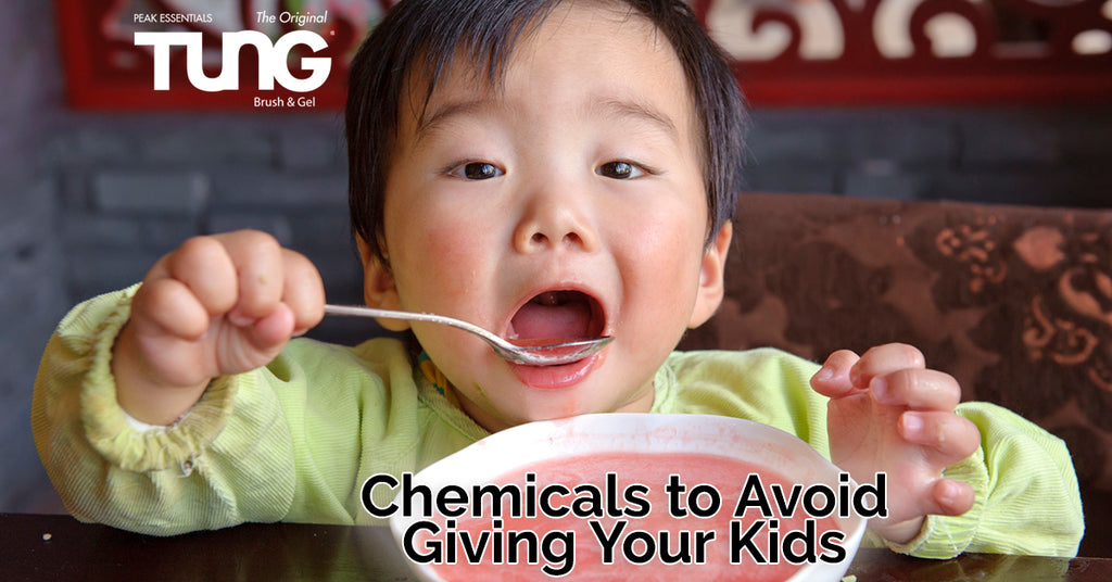 Be On the Look Out for these Chemicals in Your Food Packaging!