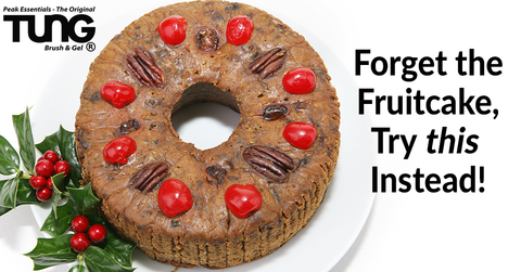 Forget the Fruitcake…Try This Killer Healthy Holiday Dessert Instead!