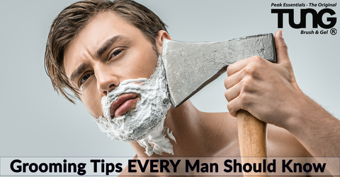 Grooming Tips Every Guy Should Know