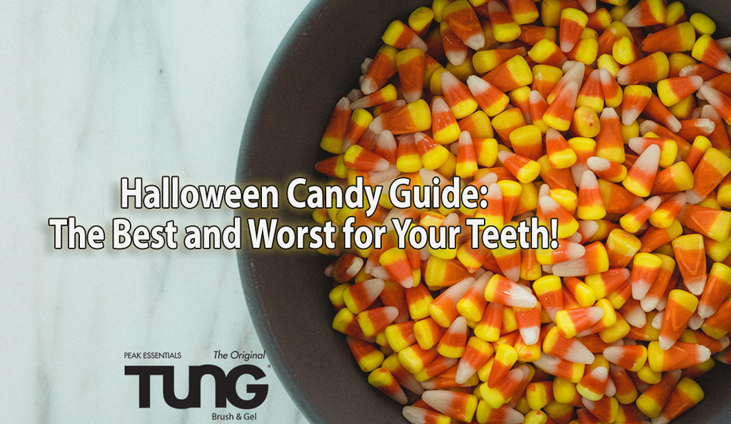 The Best and Worst Candy for your Teeth