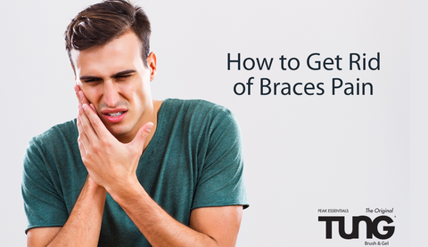 How to Reduce Braces Pain