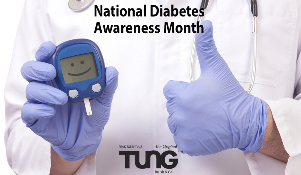November is National Diabetes Awareness Month