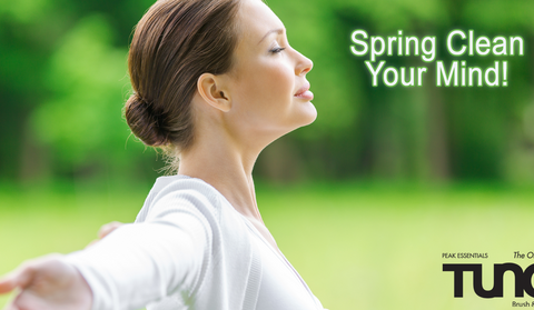 Spring Clean Your Life and Mind!