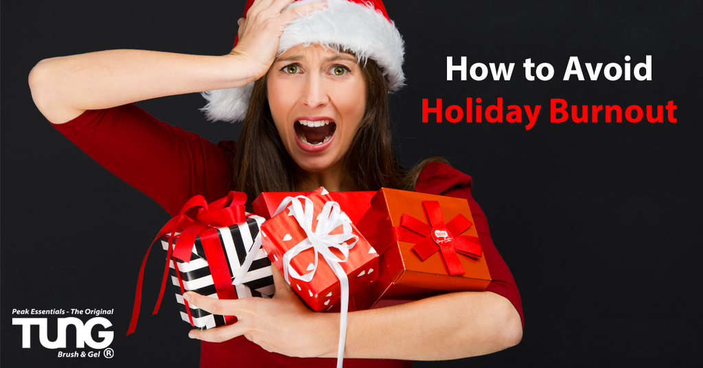 Holiday Burnout: How to Avoid It