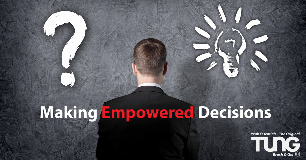 7 Tips for Making Empowered Decisions