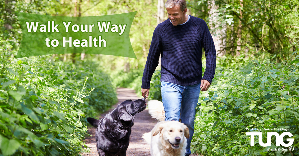 Walk Your Way to Health