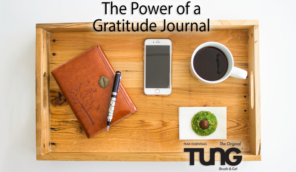 Why Keeping a Gratitude Journal is Helpful
