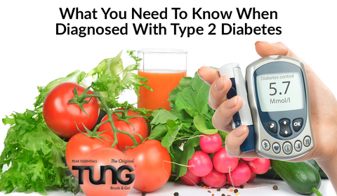 No Need To Panic with a Type 2 Diabetes Diagnosis