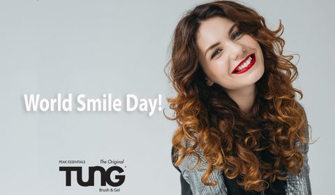 Let's Celebrate World Smile Day!