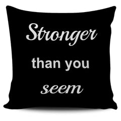 Braver, Stronger, Smarter Pillow Set