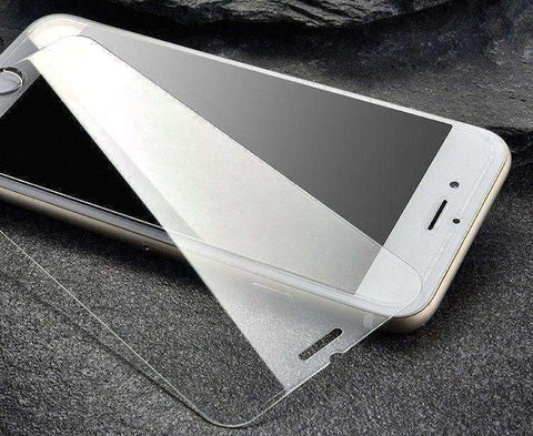 iPhone Ultra Thin Tempered Glass Screen Protector