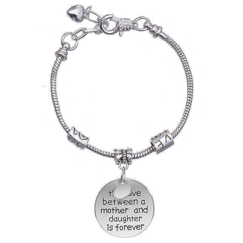 Love Between Family Bangle Bracelet - The Timeless Store