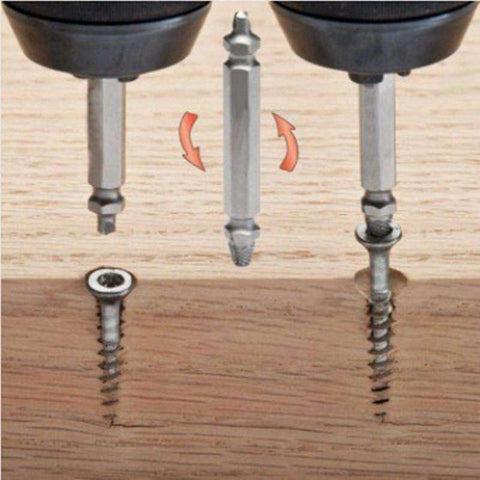 Stripped Screw Extractions