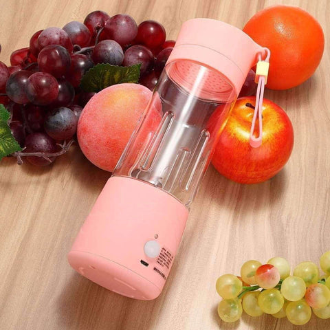 Portable Juicer Bottle 380ml - The Timeless Store