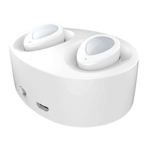 Twinset Dual Wireless Earbuds