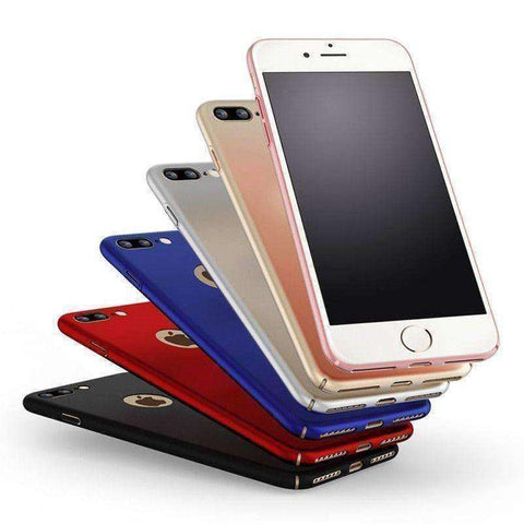 iPhone Luxury Thin Back Hard Armor Case
