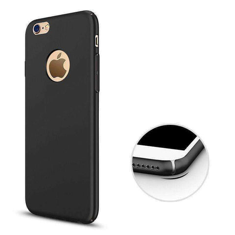 iPhone Luxury Thin Back Hard Armor Case - The Timeless Store