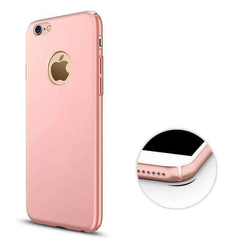 iPhone Luxury Thin Back Hard Armor Case - Timeless Store