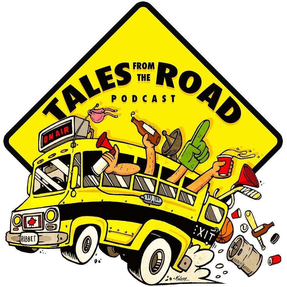 Tales From The Road Podcast Store