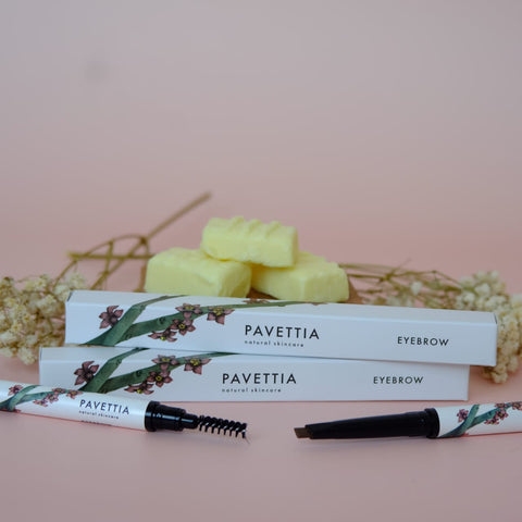 Natural Eyebrow Pen - pavettiaskincare