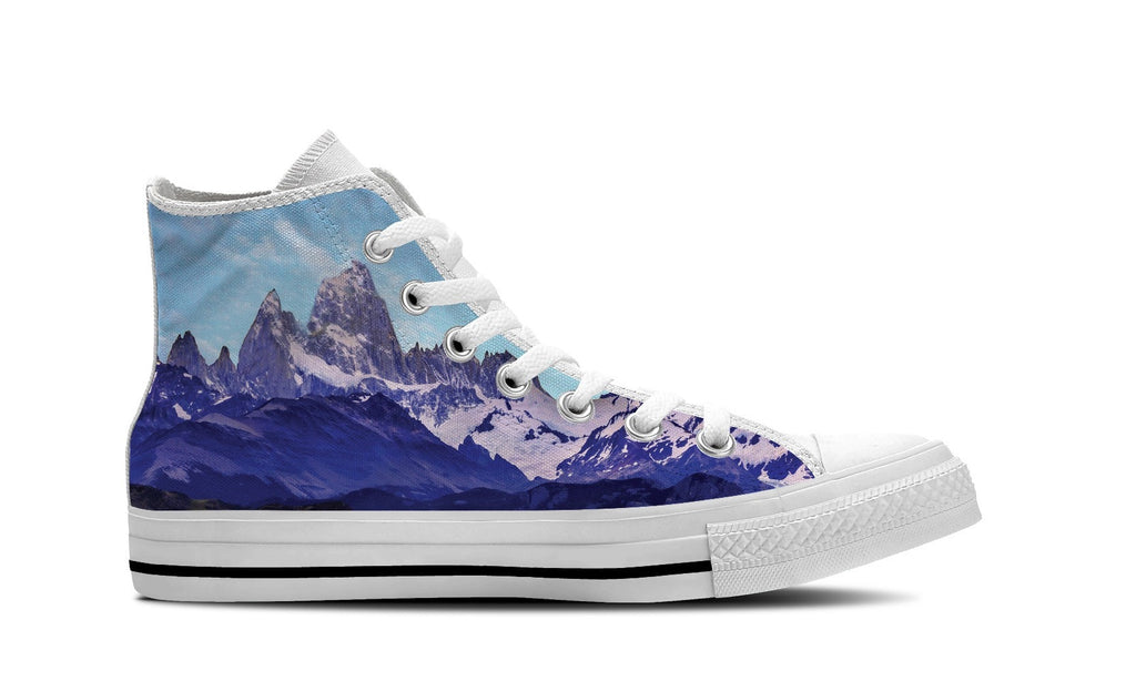WOMEN'S MOUNTAIN HIGH-TOP SHOES (WHITE) - FREE SHIPPING WORLDWIDE