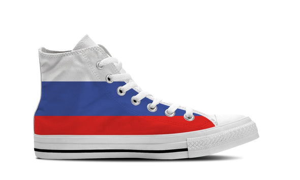 WOMEN'S RUSSIA HIGH-TOP SHOES (WHITE) - FREE SHIPPING WORLDWIDE