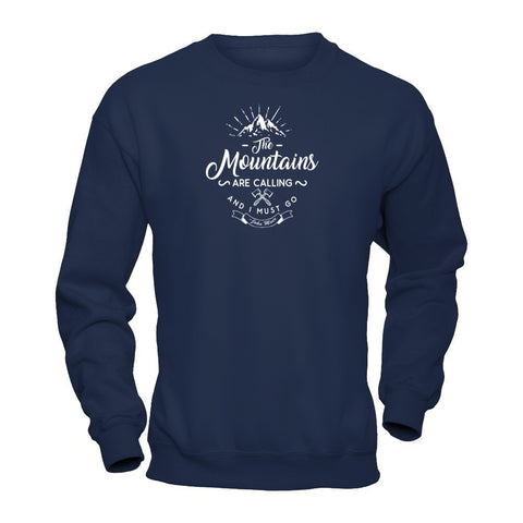 """The Mountains Are Calling"" Shirt (DIFFERENT STYLES AVAILABLE)"