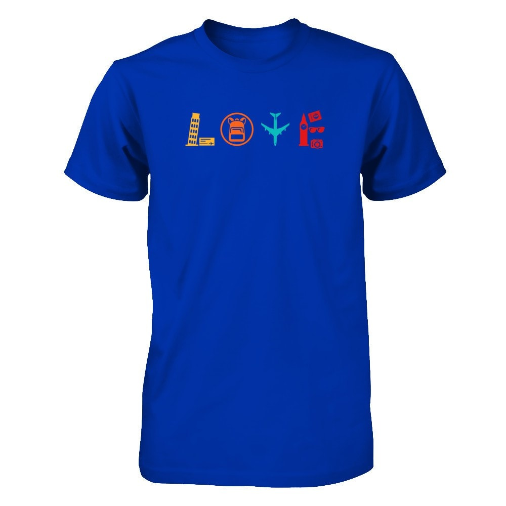 LOVE TRAVEL (DIFFERENT STYLES AVAILABLE)