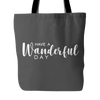 Have a Wanderful Day Tote Bag