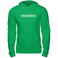 #Solotraveler (DIFFERENT STYLES AVAILABLE)