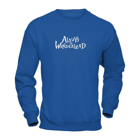 Always In Wanderland (DIFFERENT STYLES AVAILABLE)