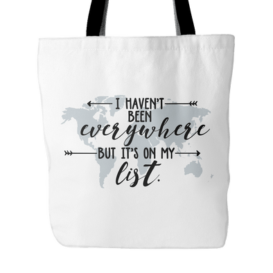 It's On My List - Tote Bag
