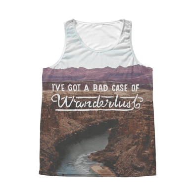 Bad Case Of Wanderlust - Tank Top