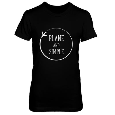 Plane and Simple (DIFFERENT STYLES AVAILABLE)