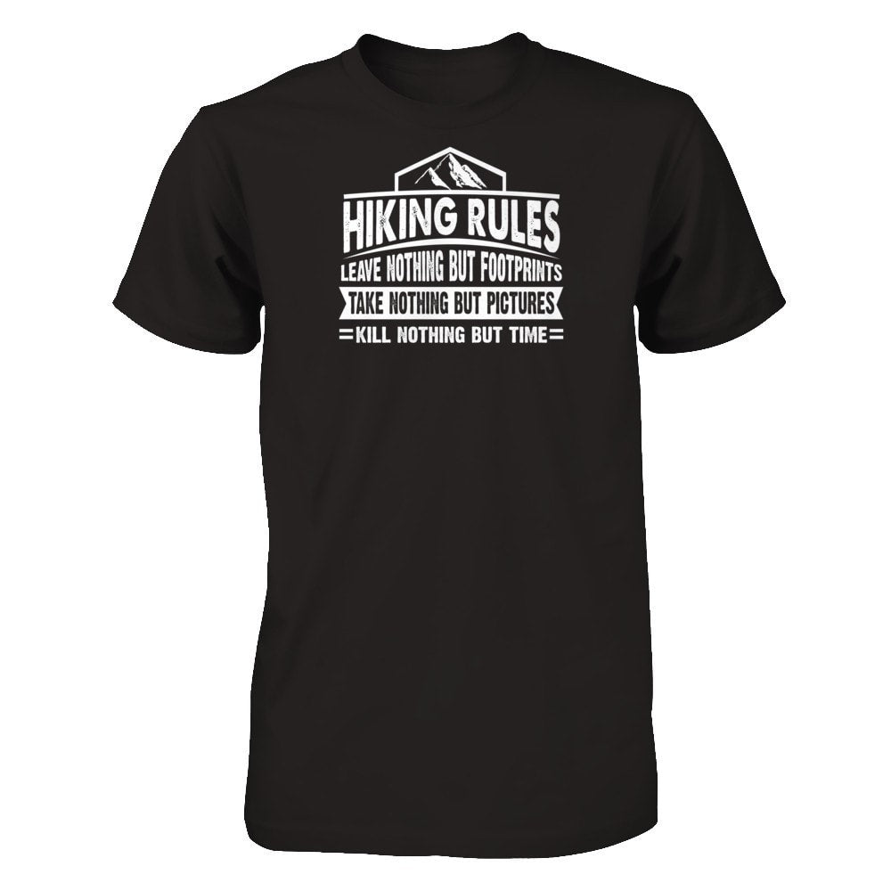 """Hiking Rules"" Shirt (DIFFERENT STYLES AVAILABLE)"