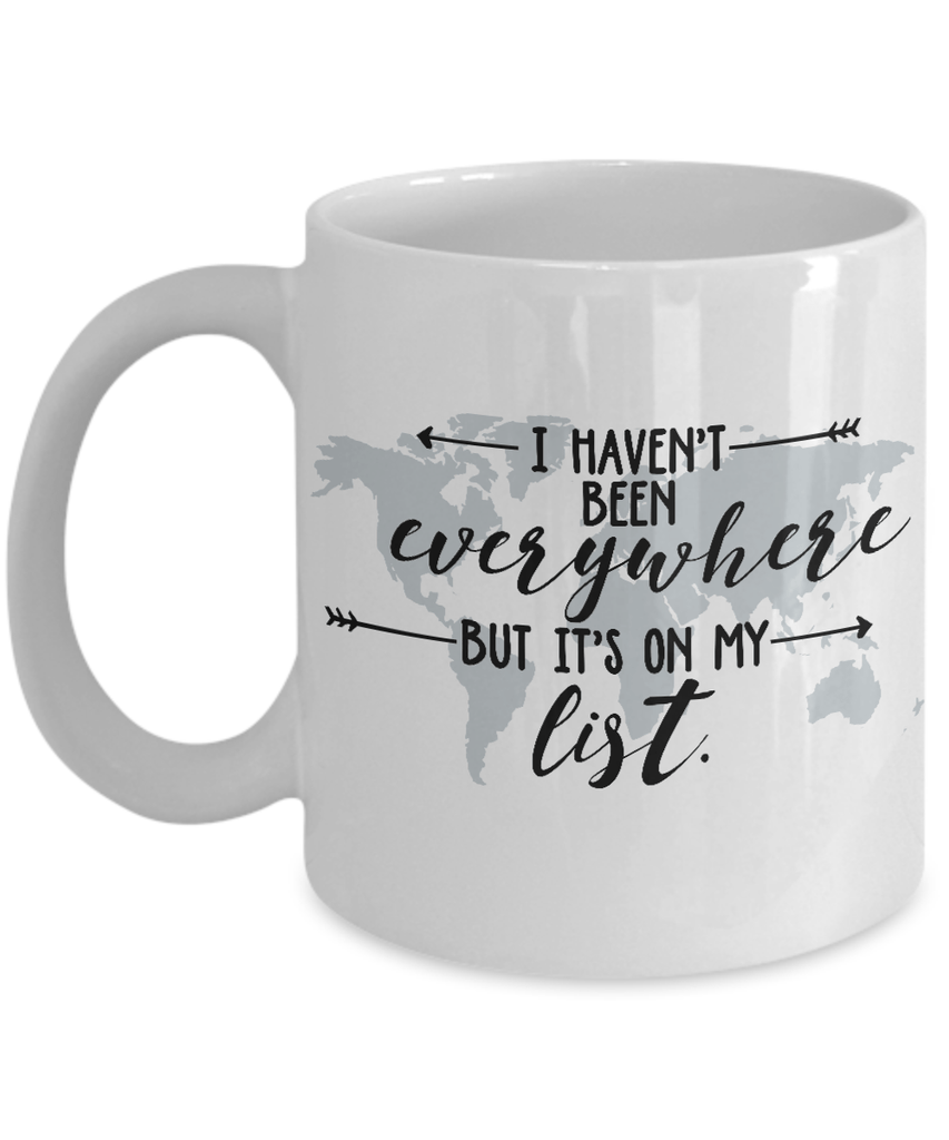 It's On My List - Coffee Mug