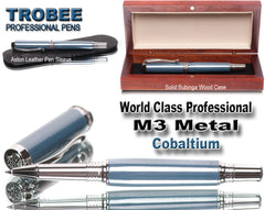 Pen : Top of the line one of a kind M3 metal composite professional rollerball