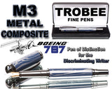 M3 metal composite fountain pen