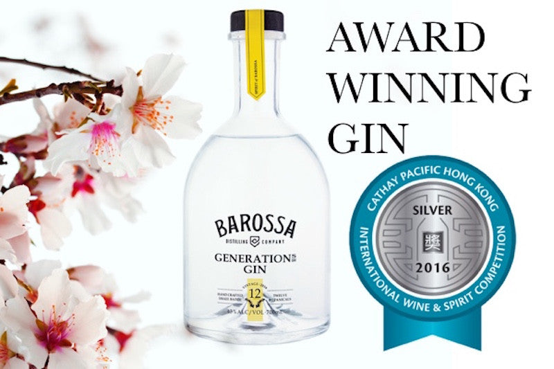 Australian Gin Scooping International Awards