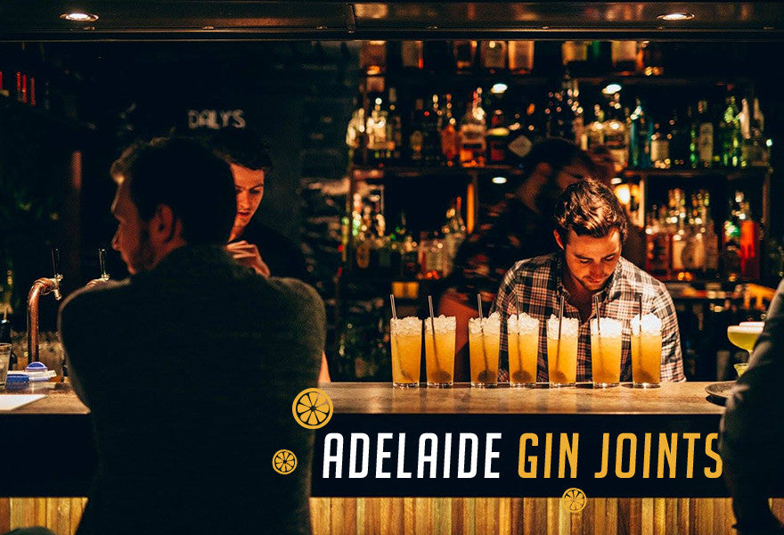 Adelaide's Top 5 Gin Joints