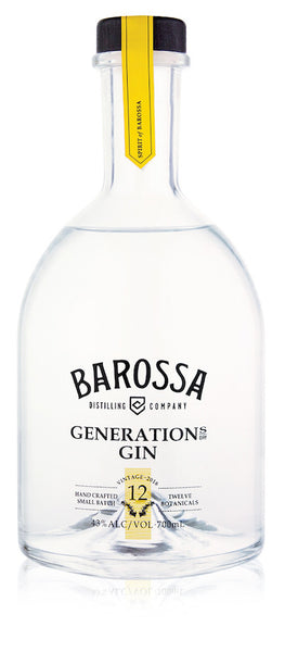 Generations Dry Gin 700ml