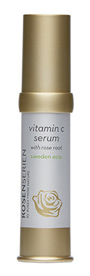 vitamin c serum with rose root 20ml