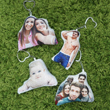 Pawjoy: Custom Shaped Keyring