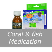 Coral & Fish Medication