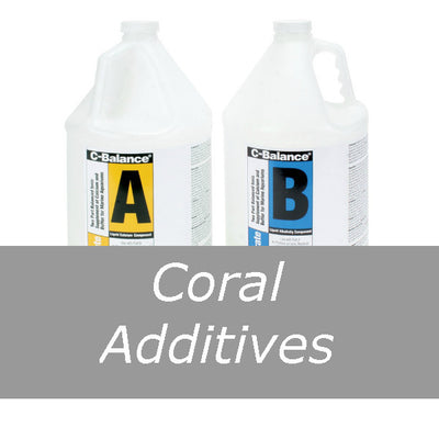 Coral Additives